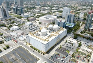 The NAP of the Americas, Miami, USA