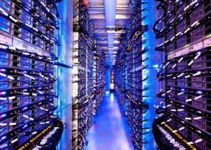 Microsoft Chicago Data Center Container Bay, Chicago, USA