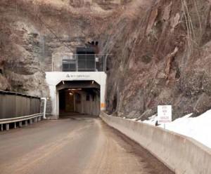 Iron Mountain's Energy Efficient Bunker