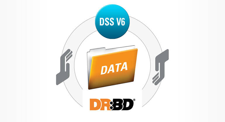 Open-E DSS V6 volume replication (DRBD)