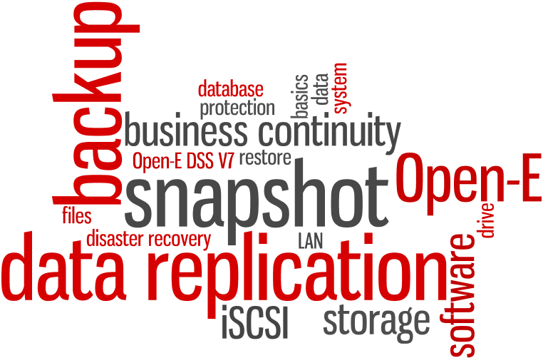 File replication-snapshot-backup