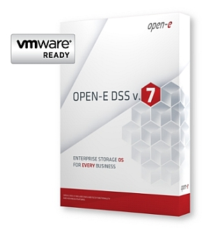 Open-E DSS V7 VMware Ready