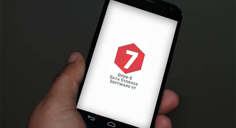 Open-E mobile