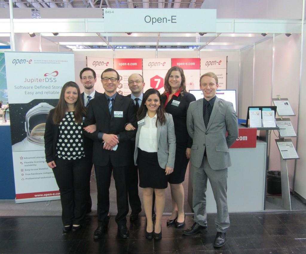 Open-E Team