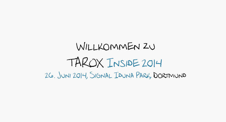 TAROX inside 2014