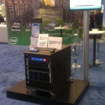 Supermicro booth at SC14