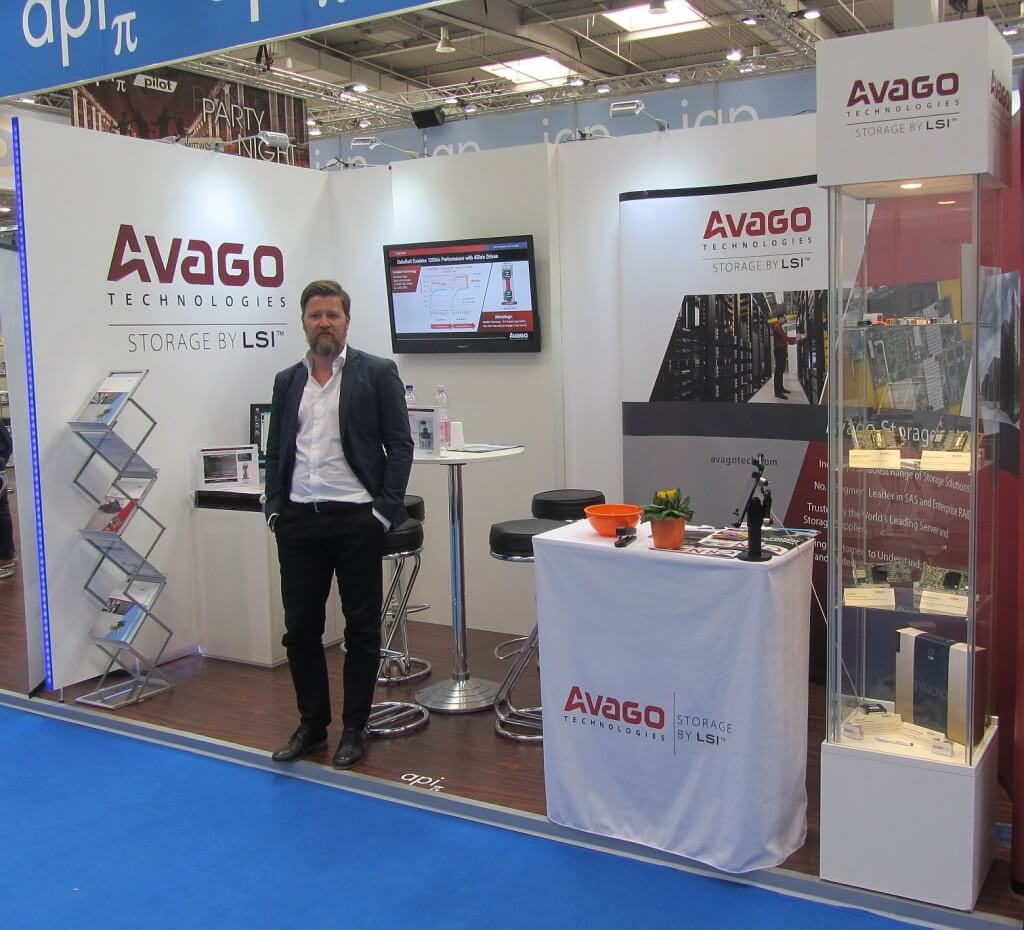 Technology partner Avago