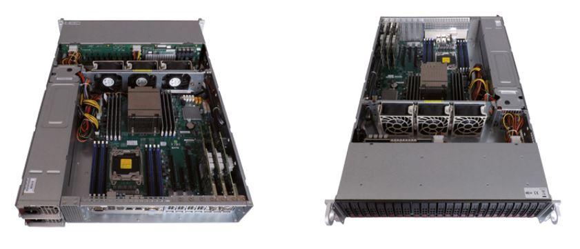 eurostor hardware