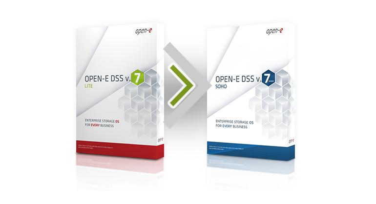 Open-E DSS V7 SOHO