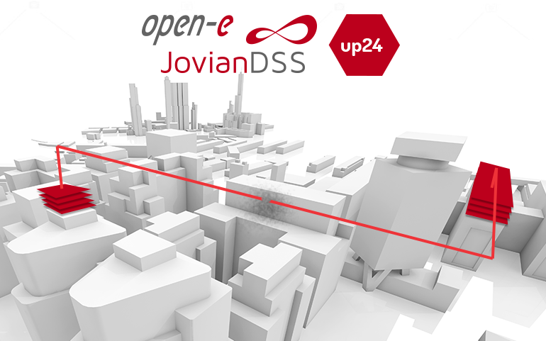 Open-E JovianDSS up24